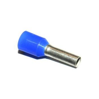 Adereindhuls 2,5mm2 Blauw