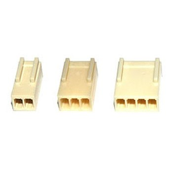 Pin Connector 2,54mm 2 pin Plug