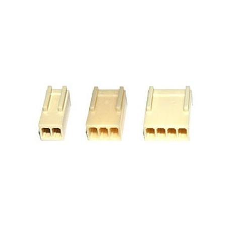 Pin Connector 2,54mm 2 pin Plug