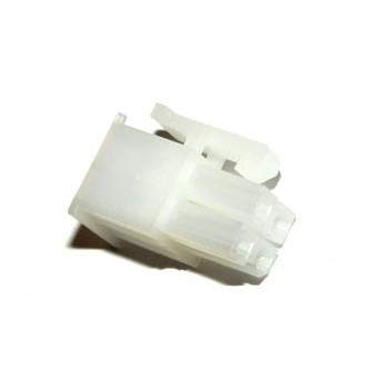 Mini-Fit Jr 4,2mm 2x2 pin Plug