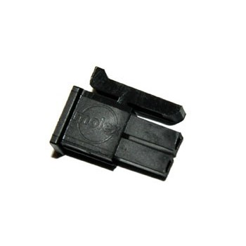 Micro-Fit 3mm 2 pin Plug