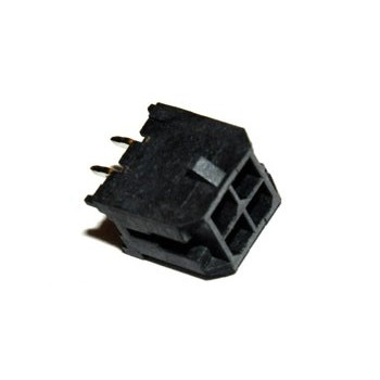Micro-Fit 3mm 2x2 pin Print Contra