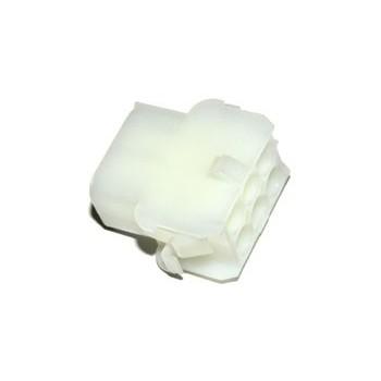 Mate-N-Lok 6,35mm 2x3 pin Plug Contra