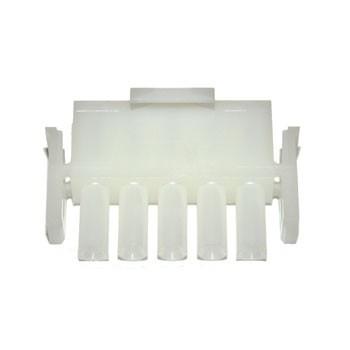 Mate-N-Lok 6,35mm 5 pin Plug