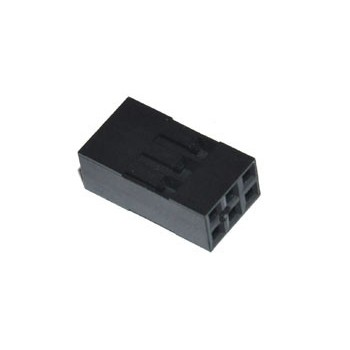 Header Krimp Plug 2x3p