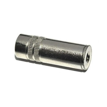 Jack 3,5mm Contra Plug Stereo Metaal