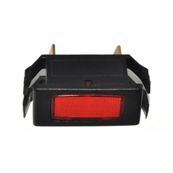 Signaal Lampje Neon 12 Rood