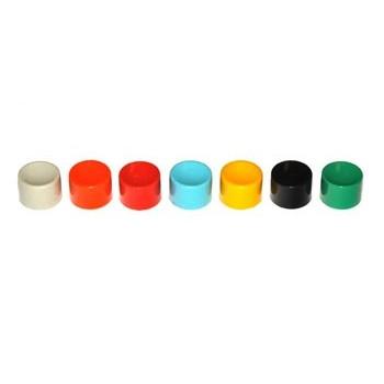 Knopje 15mm Geel