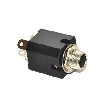 Jack 6,3mm Chassisdeel Stereo