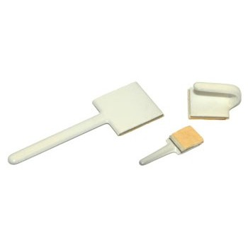 Kabel Klem met Plakvoet Flexibel Groot