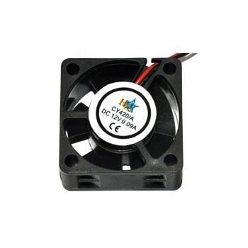 Fan 40x40x20mm 12Vdc