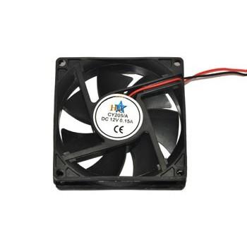 Fan 80x80x25mm 12Vdc
