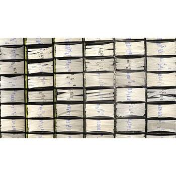 Hele serie SMD weerstanden (610 stuks)