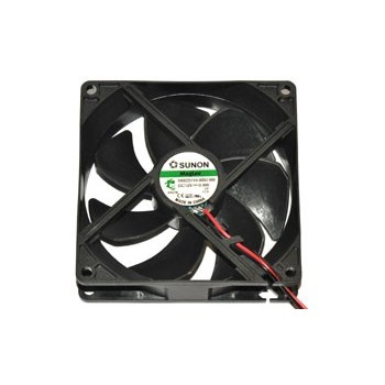 Fan 92x92x25mm 12V Low Noise
