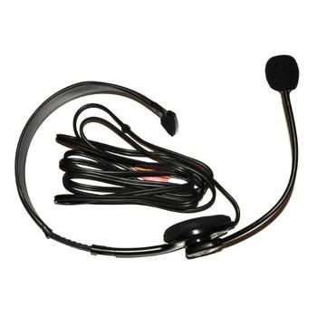 Headset voor computer met microfoon