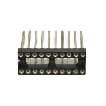 IC Voet 20p Wire-Wrap