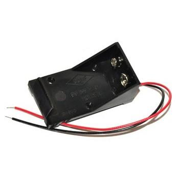 Batterijhouder voor 9V Batterij