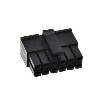 Micro-Fit 3mm 2x6 pin Plug