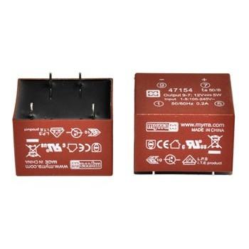 Voeding Module 5W 3,3V 1350mA
