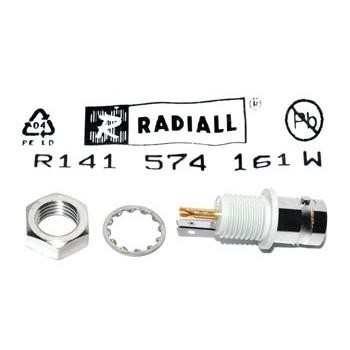 BNC Chassisdeel 50Ω (Ind) Geisoleerd Radiall