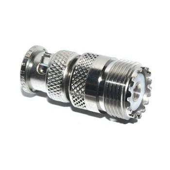 UHF female - N male 50Ω Radiall