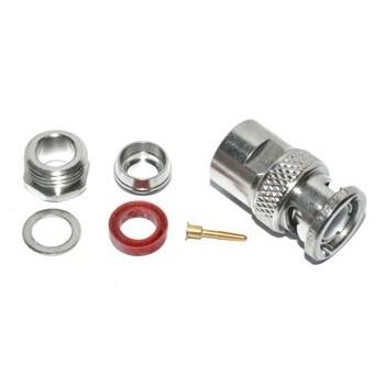 BNC Plug 75Ω Klem Radiall 4
