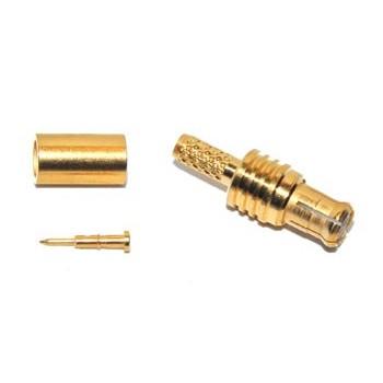 MCX Plug male Krimp Radiall