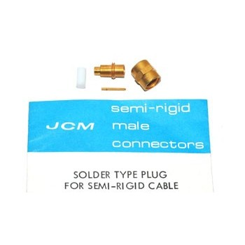 SMA Plug male Semi-Rigid