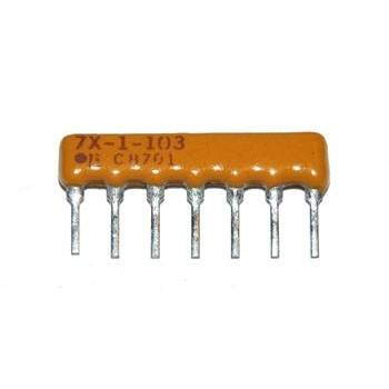 Array 5x 2,2 kΩ 2%