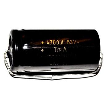 Axial 100uF 500V 105°C