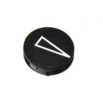 Spantang 21mm Dop+Pijl Zwart Mat
