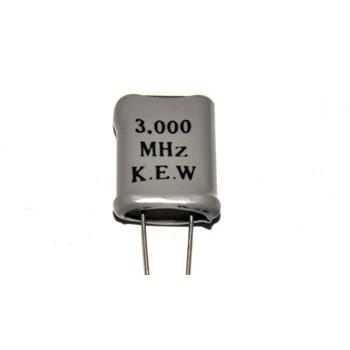 Kristal 3 MHz HC-49