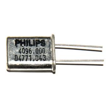 Kristal 4,096 MHz HC-49