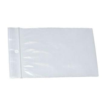 Zip-Zakjes 100 x 150 mm (100 stuks)