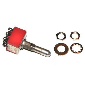 Tumbler 3x Wissel +Middenstand Lock