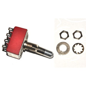 Tumbler 4x Wissel Standaard Lock