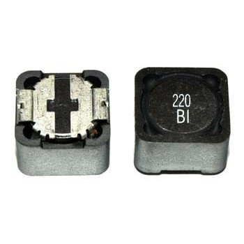 SMD Spoel 100uH 2,1A