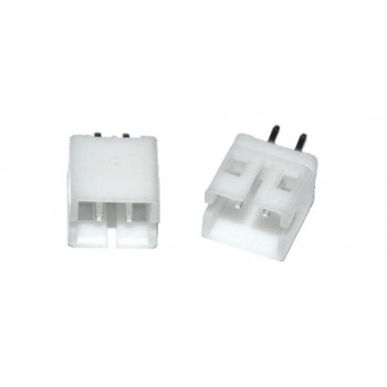 PH Connector 2mm 2 pin Socket Recht