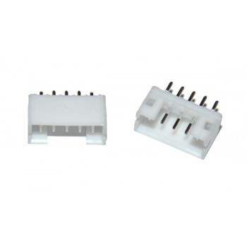 PH Connector 2mm 5 pin Socket Recht