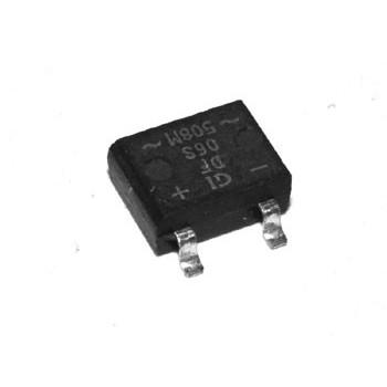 Brugcel 1,5A 50V Dil-SMD