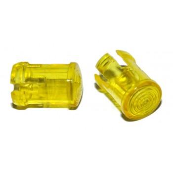 5mm LED-huis Geel 2