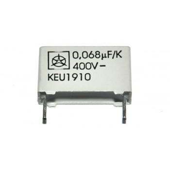 MKT 68nF 400V R15
