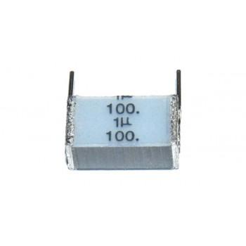 MKT 1uF 100V R10