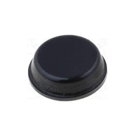 Plakvoetje Rond 13 mm