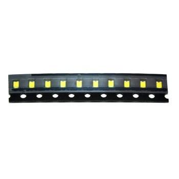 SMD LED 0805 Geel (10 stuks)