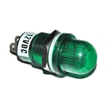 Signaal Lampje 12V Groen