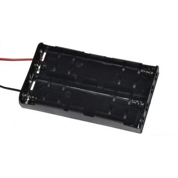 Batterijhouder 8x AA