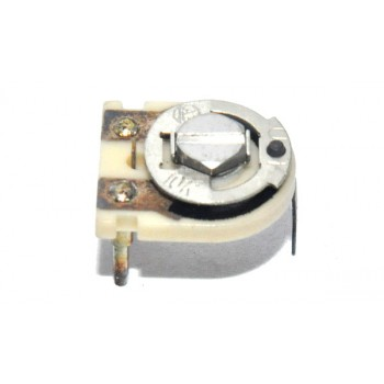 Cermet Instelpotmeter Staand 50 kΩ