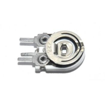 Cermet Instelpotmeter Staand 2,2 kΩ