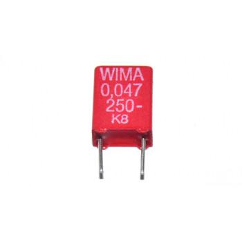 MKT 47nF 250V R5